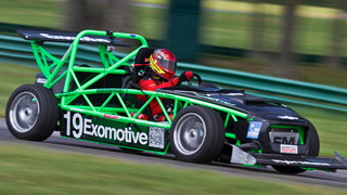 The Mazda Miata-based Exocet Sport from Exomotive
