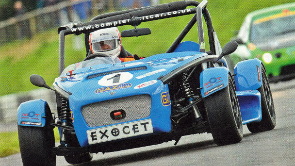 MEV Exocet Race Car - MX150R