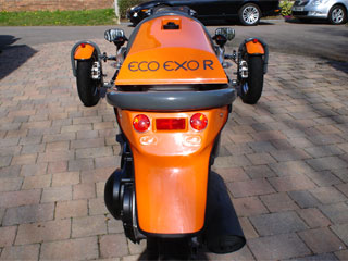 Eco-Exo-R Reverse Trike Kit Car