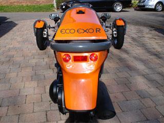 Eco-Exo-R Reverse Trike Kit Car