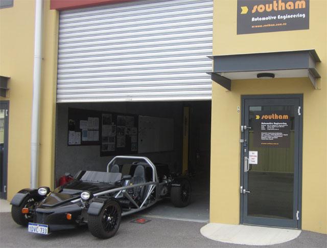 MEV Rocket becomes first road-legal exoskeletal vehicle in Australia