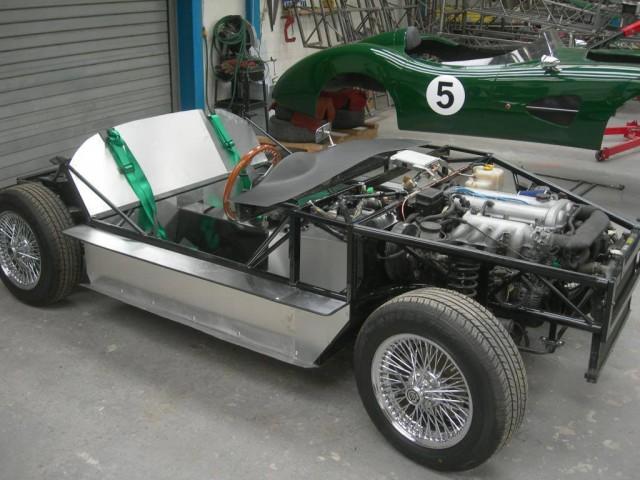 MEV Replicar / DBR1 Aluminum Interior Panels