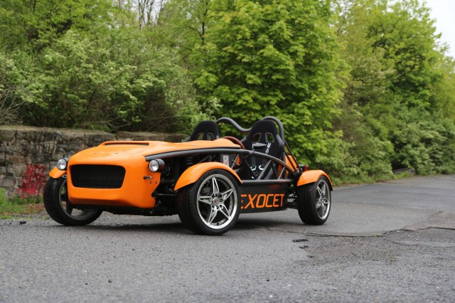 Turbo Exocet photo shoot in Centralia, PA
