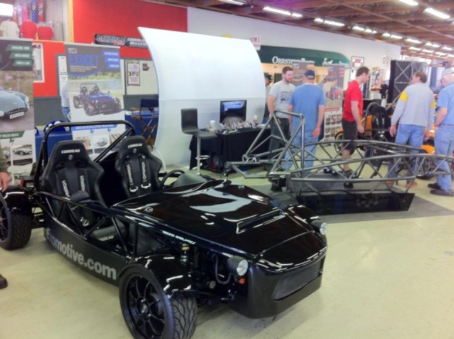 Exomotive at 2013 Carlisle Import and Kit Nationals