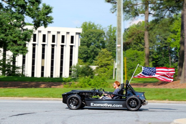 Happy Memorial Day from Exomotive!