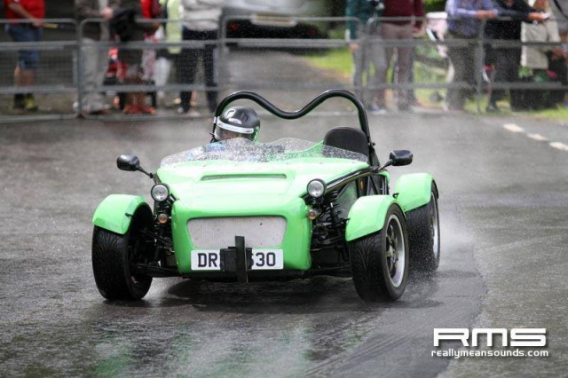 Exocet at Cultra Hill Climb