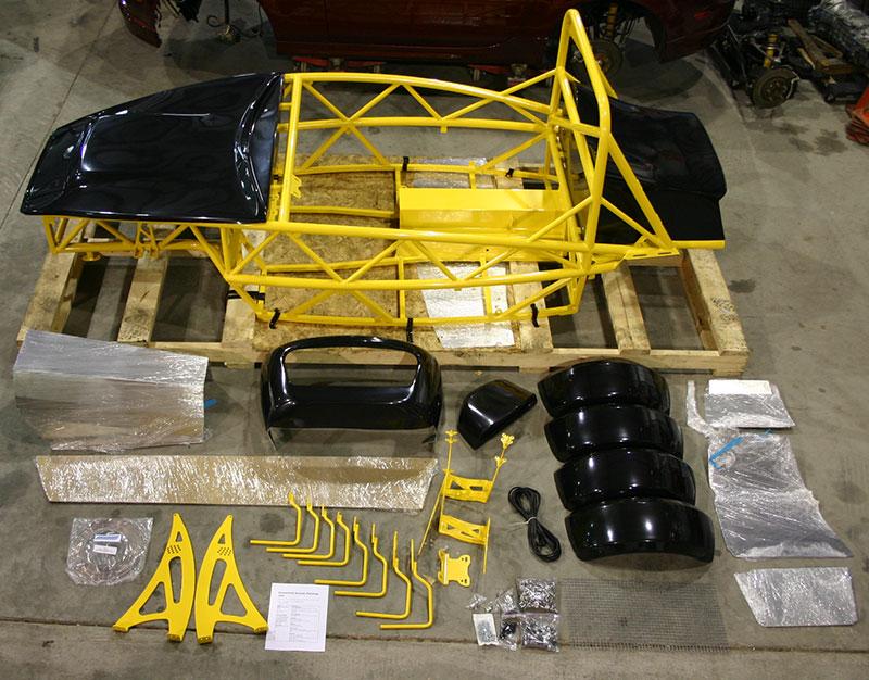 Exomotive Us Manufacturer Of Exocars Amp Kit Cars What