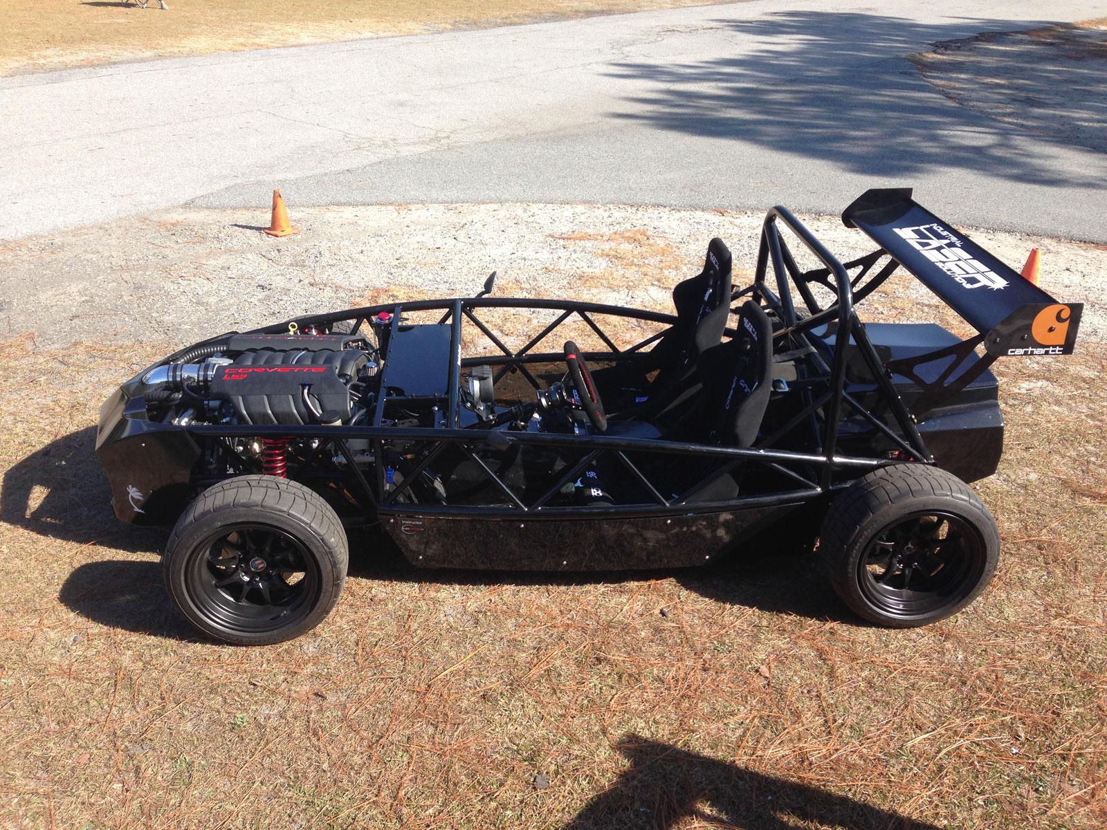 Exomotive - US Manufacturer of Exocars & Kit Cars ...