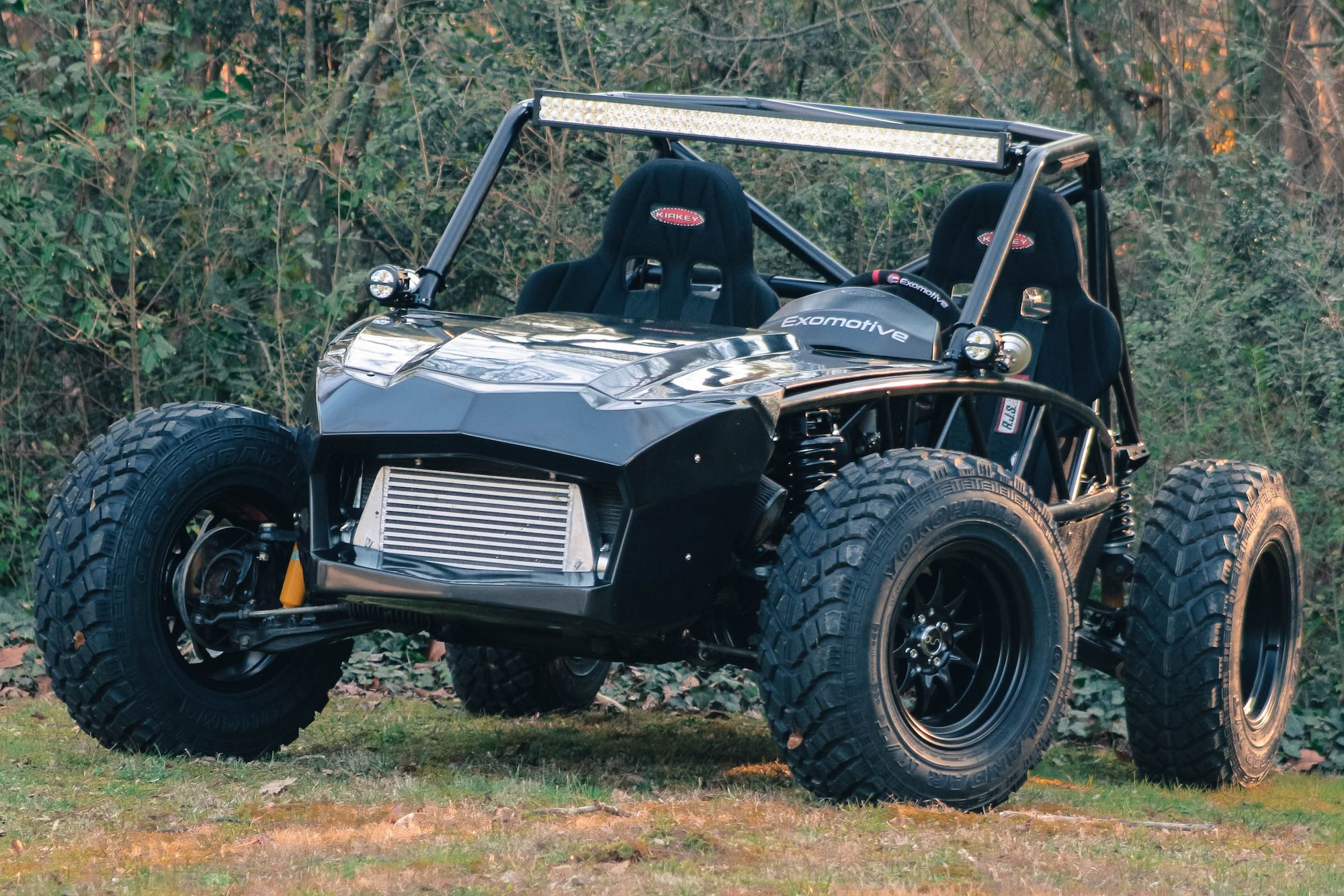 Exomotive - US Manufacturer of Exocars & Kit Cars | Exocet Off-Road
