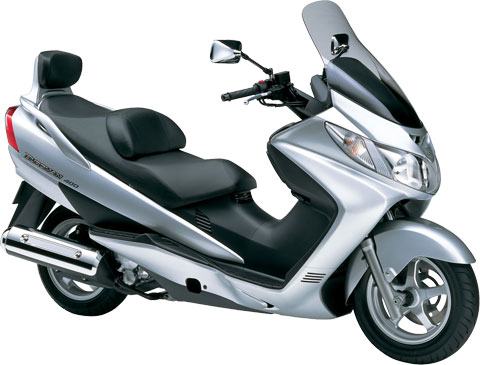 2003-2004-2005-2006-Suzuki-Burgman-400-AN400