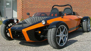 Exomotive Us Manufacturer Of Exocars Kit Cars Mev Sonic 7