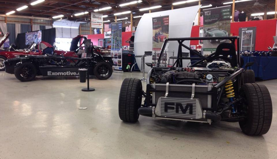 Exomotive at Carlisle!