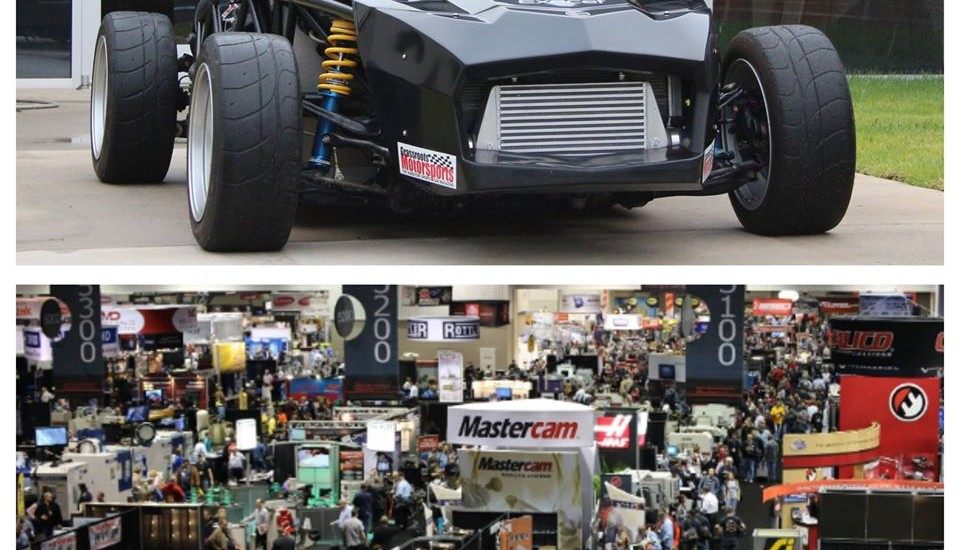 Come see us at PRI!
