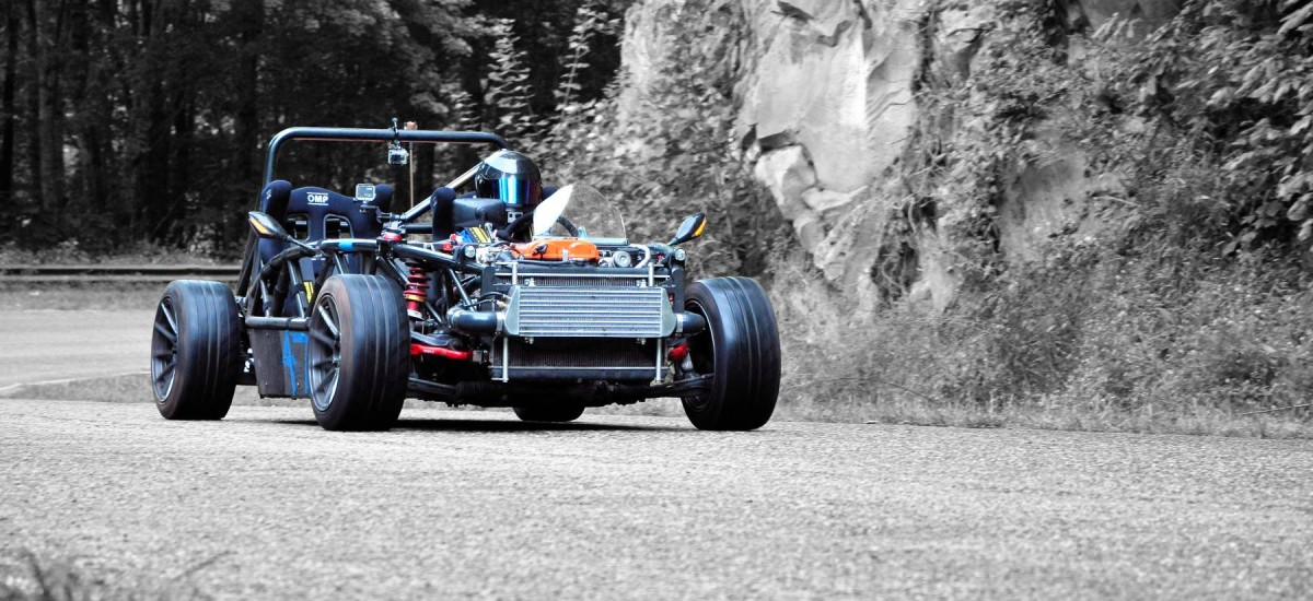 Cool shot of the Exocet