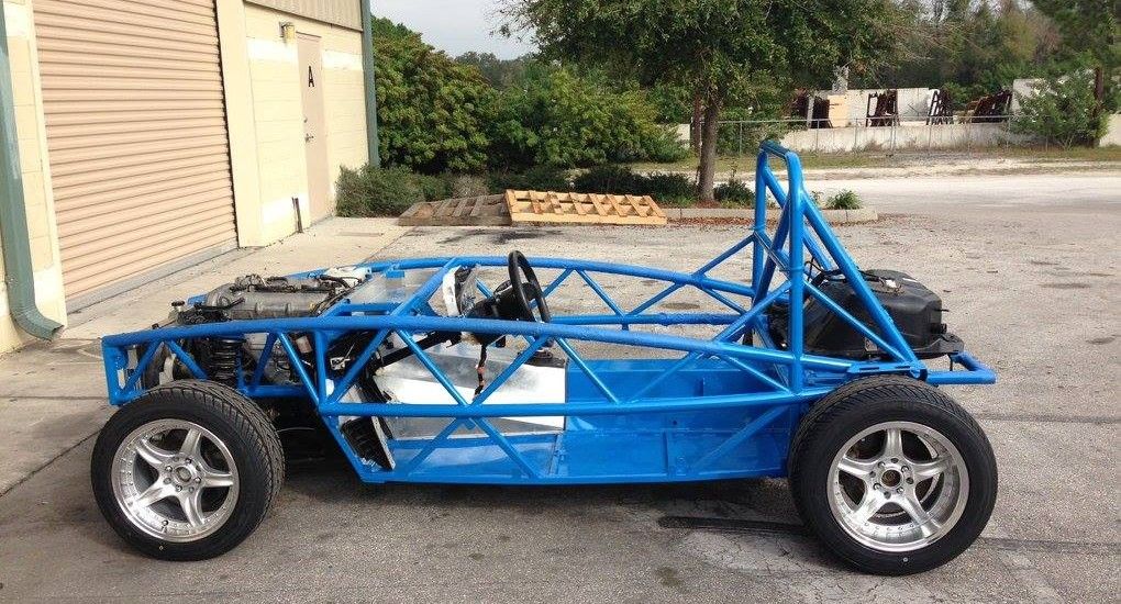 Another Exocet is coming along nicely