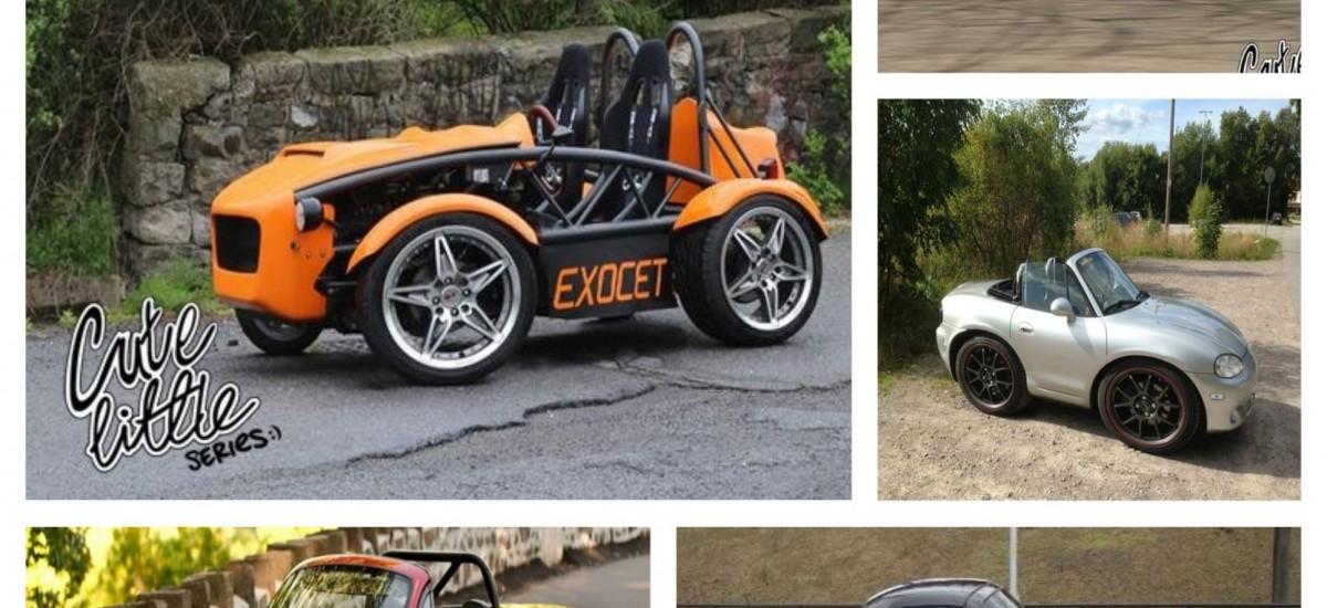 """Cute little"" Exocet"