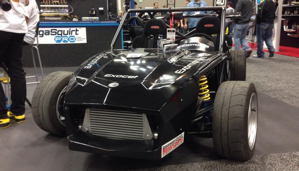 Exomotive with DIY at PRI