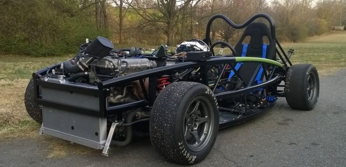 Autocross Exocet