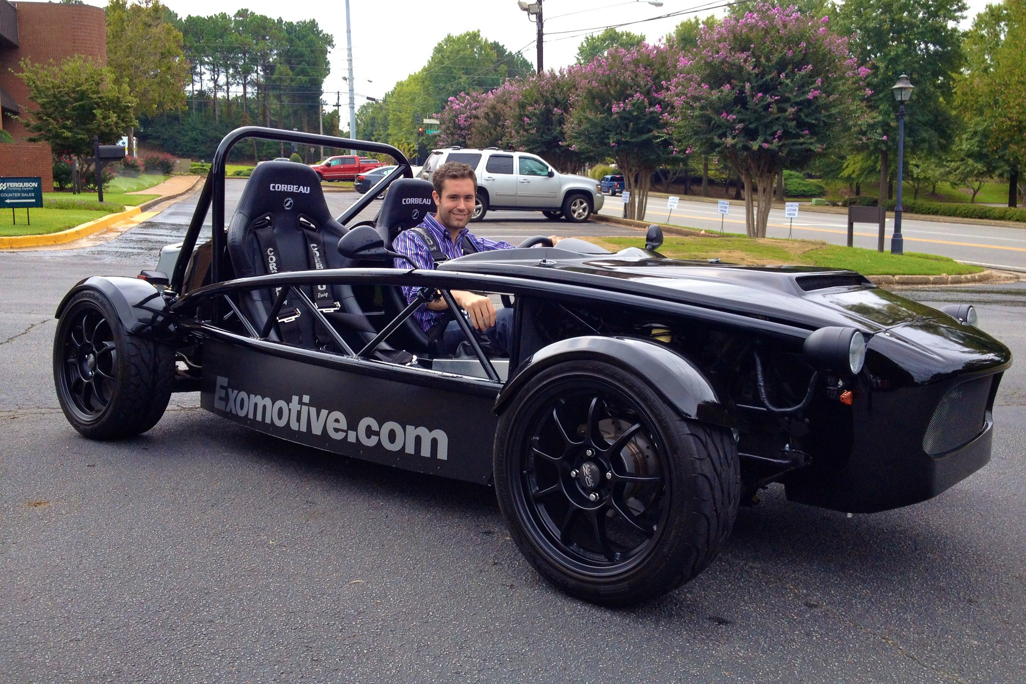 Exomotive - US Manufacturer of Exocars & Kit Cars | Exocet on ...