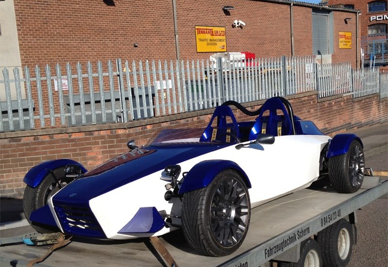 Kit Car Manufacturers >> Exomotive Us Manufacturer Of Exocars Kit Cars Germany