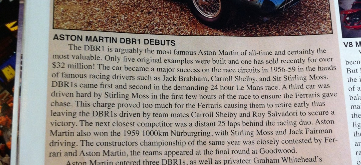 DBR1 write up!
