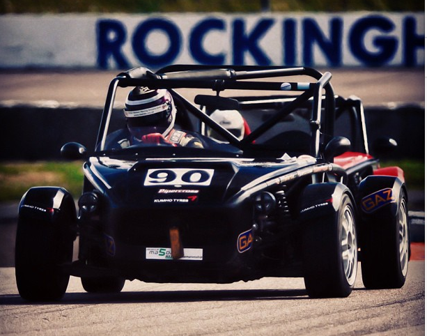 Exocet at Rockingham