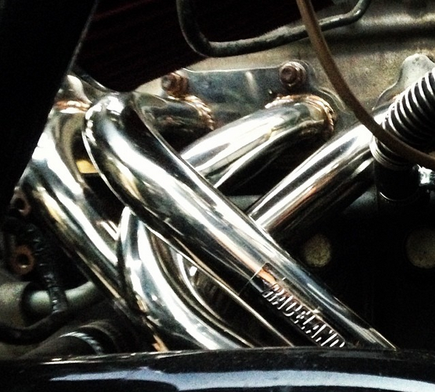 Shiny new headers