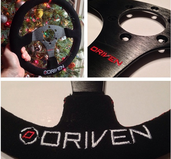 More Driven steering wheels!