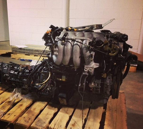 BP5A engine