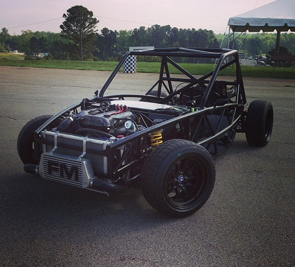 Race Exocet at the Mitty