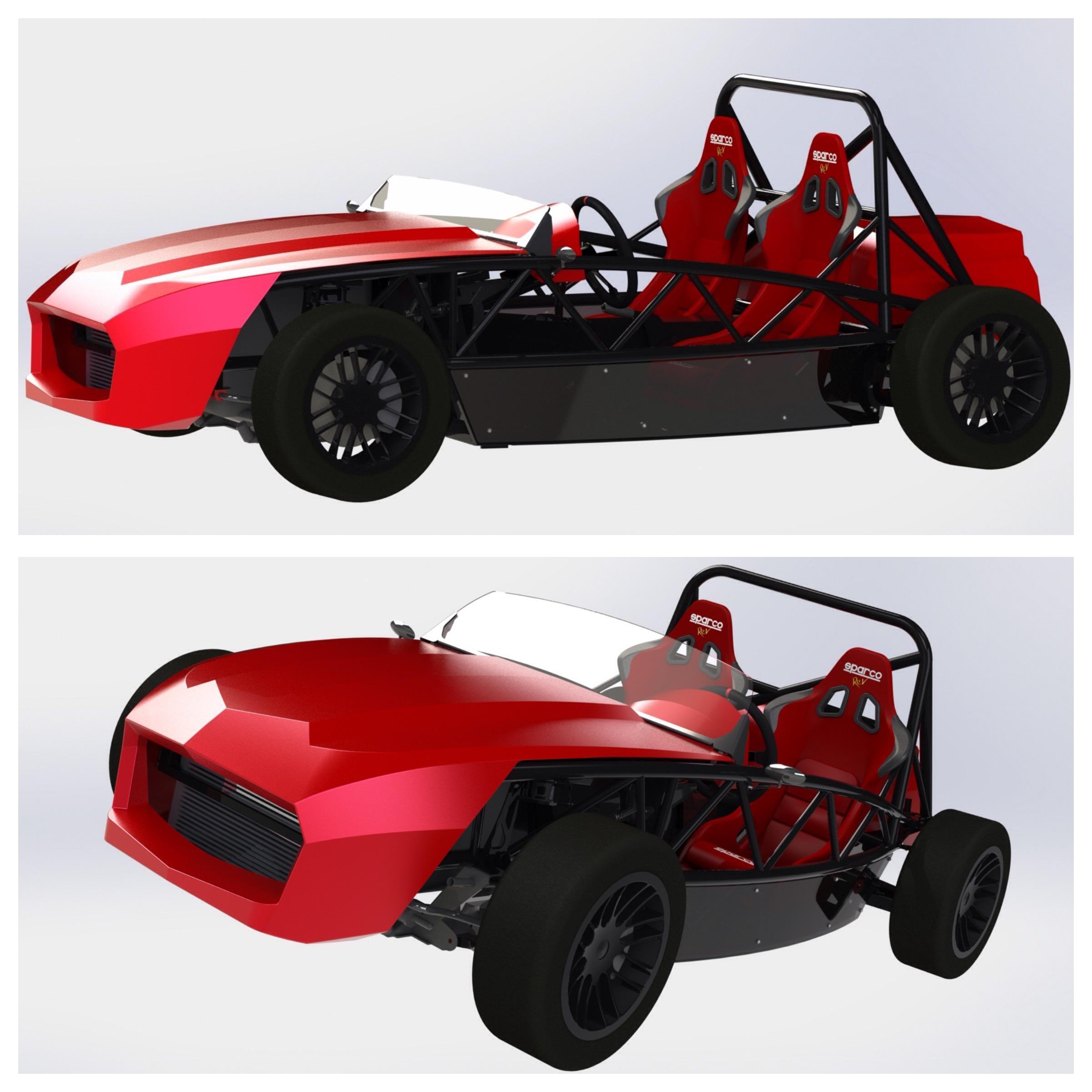 Exomotive - US Manufacturer Of Exocars & Kit Cars