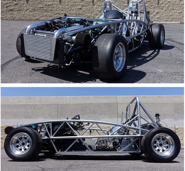 Supercharged Exocet for sale