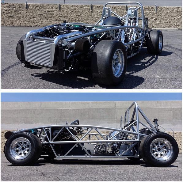 US Manufacturer Of Exocars & Kit Cars