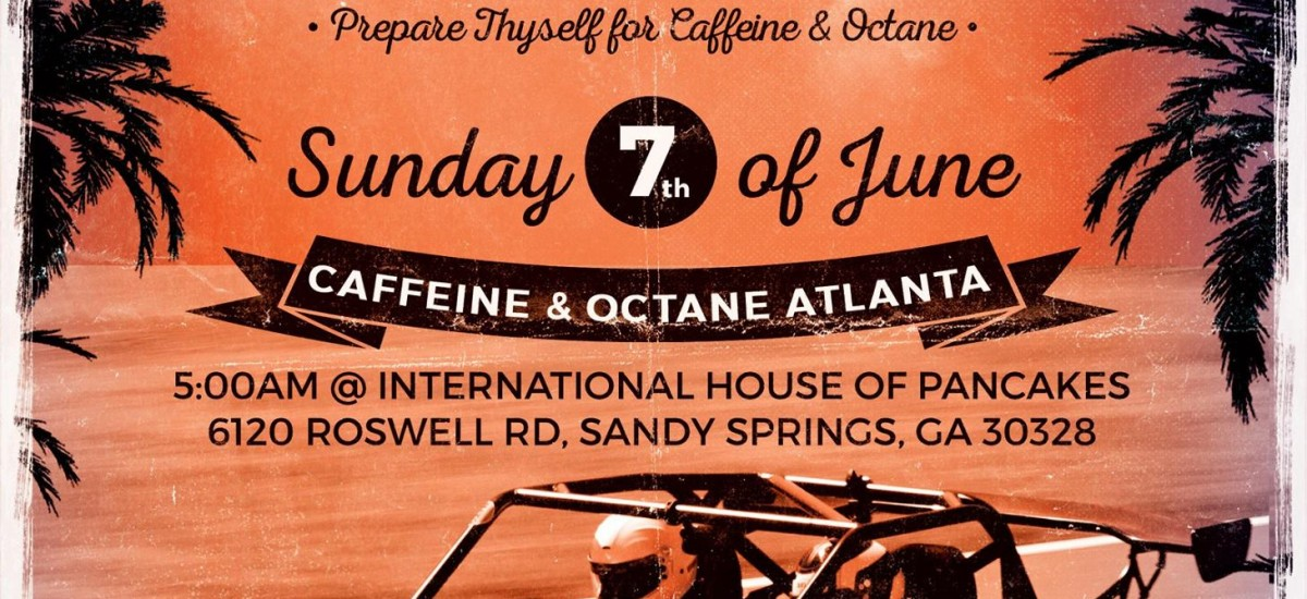 Caffeine and Octane Pregame is back!