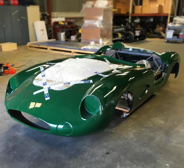 Exomotive Us Manufacturer Of Exocars Amp Kit Cars Dbr1