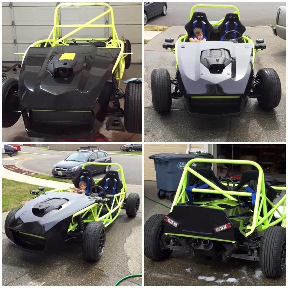 Exomotive - US Manufacturer of Exocars & Kit Cars | The J32