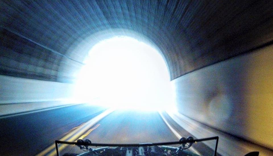 Warp drive…ENGAGE!