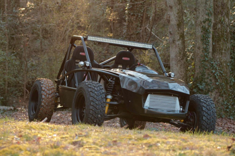 Exocet Off-Road featured on CNET!