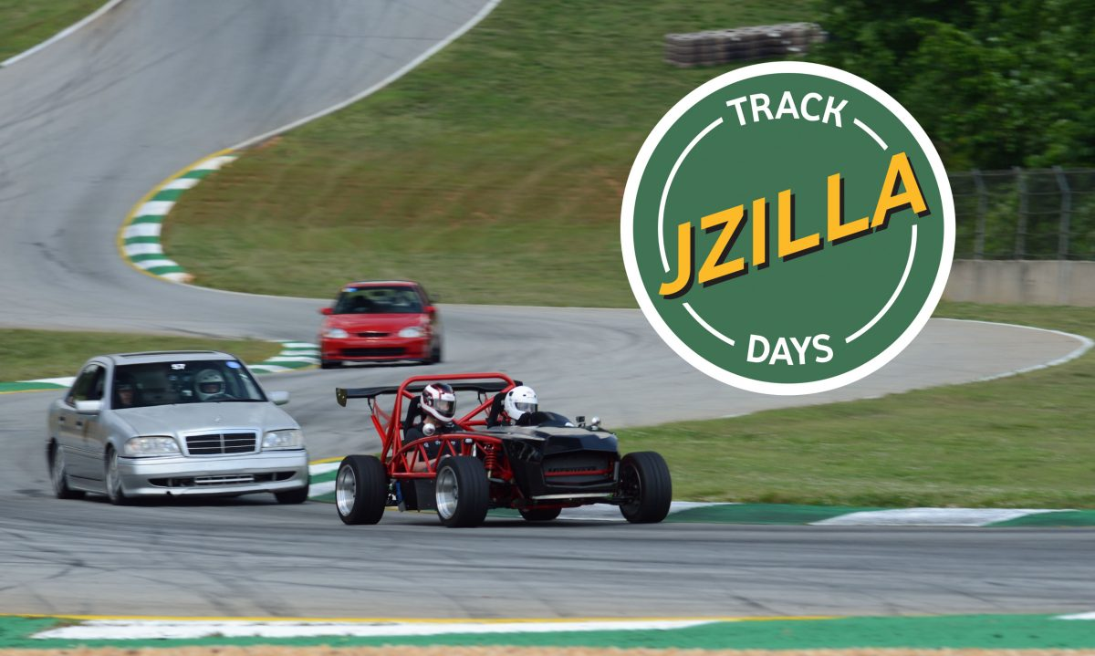 Jzilla Trackdays at Road Atlanta