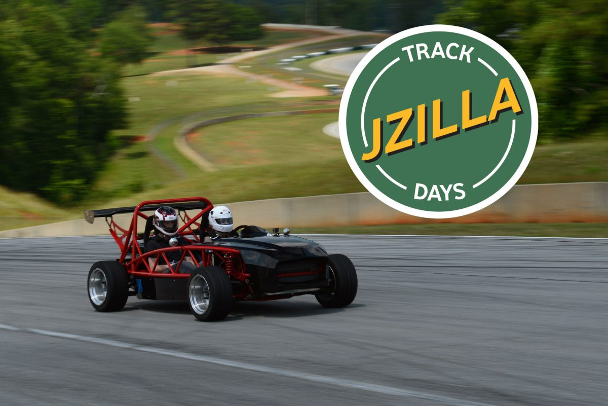 Jzilla Esses of Summer at Road Atlanta 2019