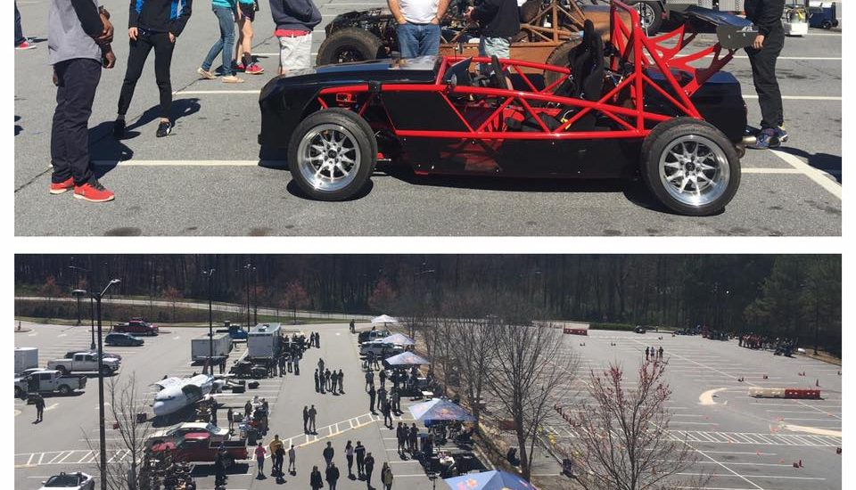 Exomotive joins in on the FSAE fun
