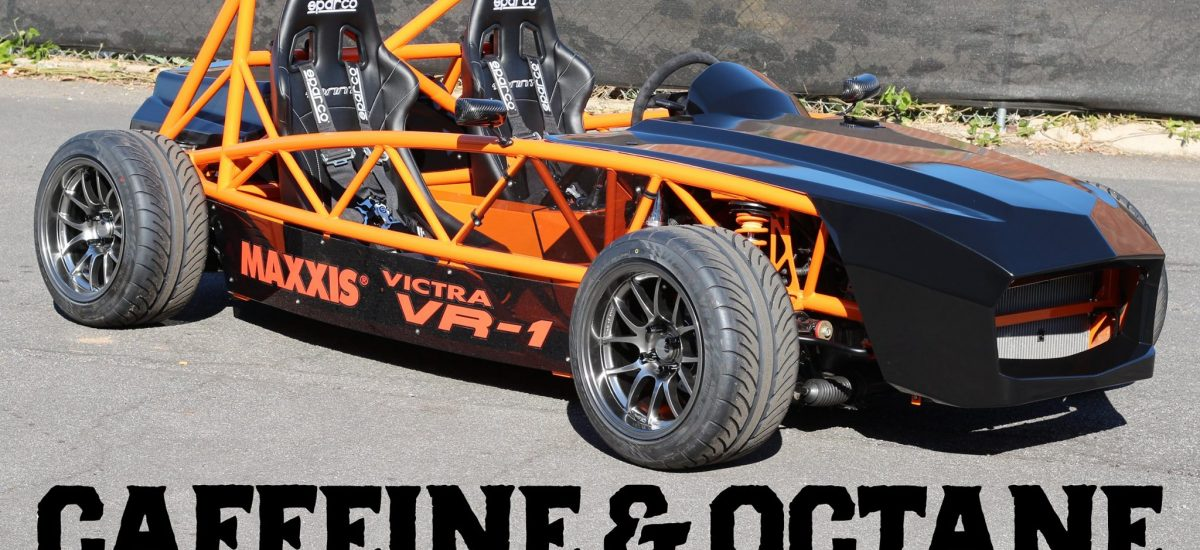 Join Exomotive on the beach for Caffeine and Octane!