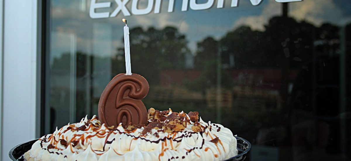 Another year of Exocet celebrations