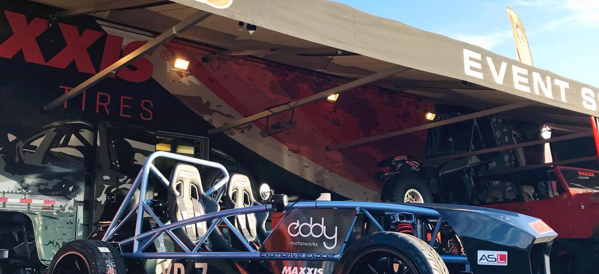 Come see the Electrocet at the 2017 SEMA Show!