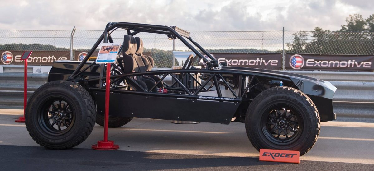 The extremely versatile Exocet Off-Road