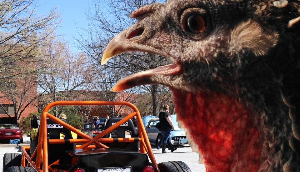 Happy Thanksgiving from Exomotive!