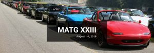 Miatas at the Gap 23 2019