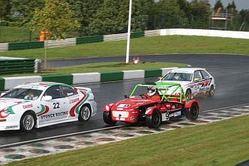 Exocet Racing in the Rain