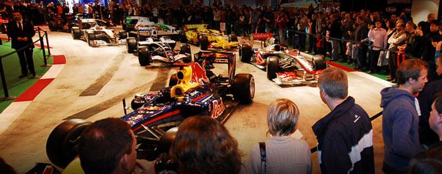 Autosport International 2012