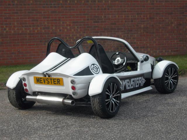 Exomotive's New Mazda Miata Based Kit Car The MEVSTER